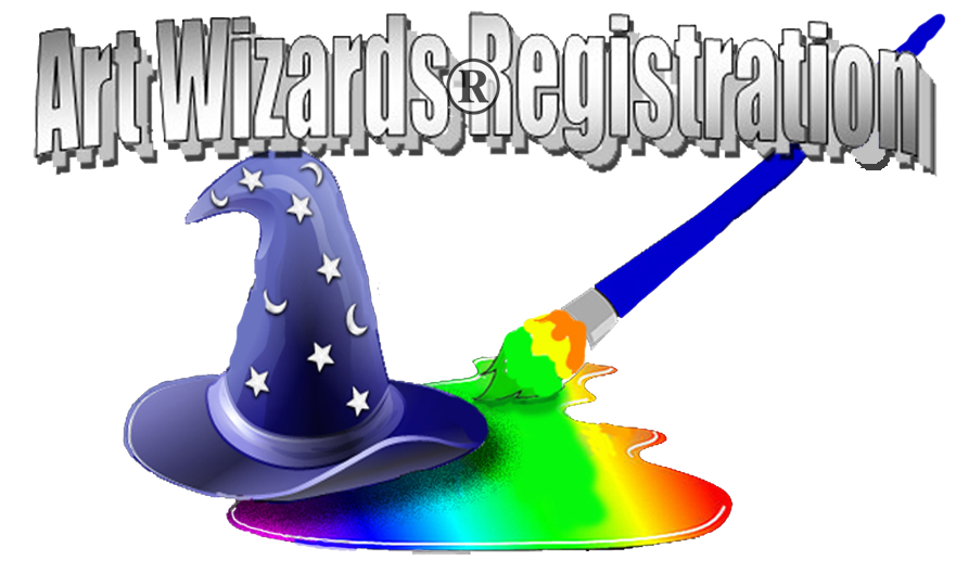 register your child for art wizards